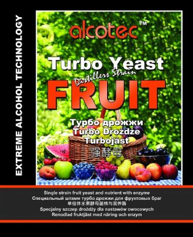 Alcotec Fruit Turbo Yeast